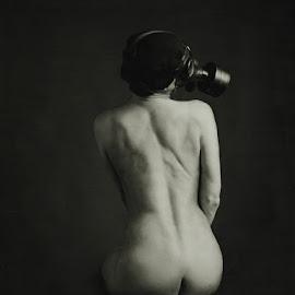 by Ela Bracho - Nudes & Boudoir Artistic Nude ( nude, woman, white )