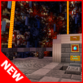 App Horror map MCPE Snow Hell 2 APK for Kindle