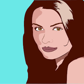Women by Binod LaKshitha - Illustration Cartoons & Characters ( cartoon, vector, art, illustration, characters, design )