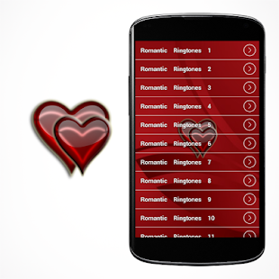 Romantic Ringtones 2016 - screenshot