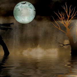 by Nikon .... - Illustration Sci Fi & Fantasy