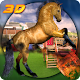 Wild Horse Frenzy - 3D Game