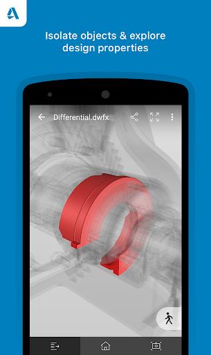 A360 - View CAD files screenshot 3