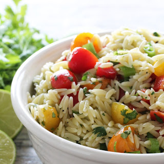 Orzo Pasta Salad Lime Recipes