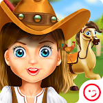Little Girl Little Farm APK Image