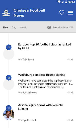 Chelsea Football: Chelsea News APK