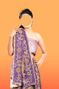 Woman Chaniya Choli Photo Suit - screenshot