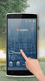 Weather for Lollipop - Android 5.0