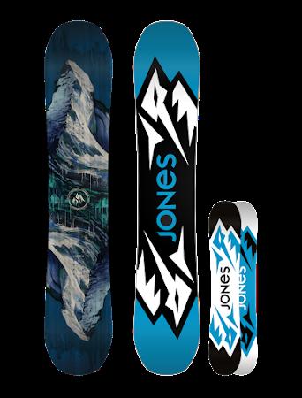Pacific Boardshop Snowboards Mannen 2016-2017