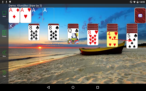 250+ Solitaire Collection APK screenshot thumbnail 17