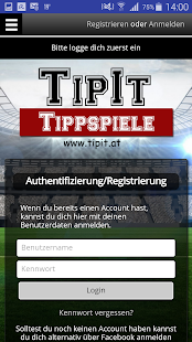 Tipit - Tippspiele - screenshot