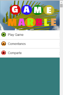 Game Marble - screenshot