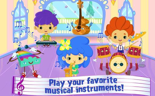 Cutie Patootie - Music School - screenshot