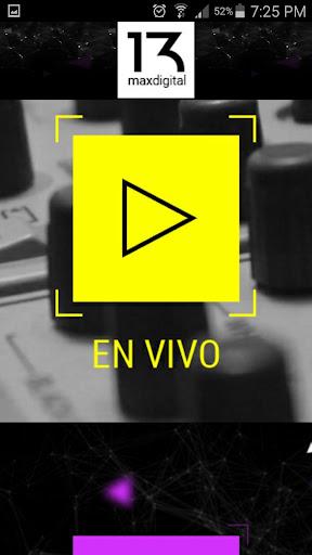 13 MAX Television Corrientes screenshot 2