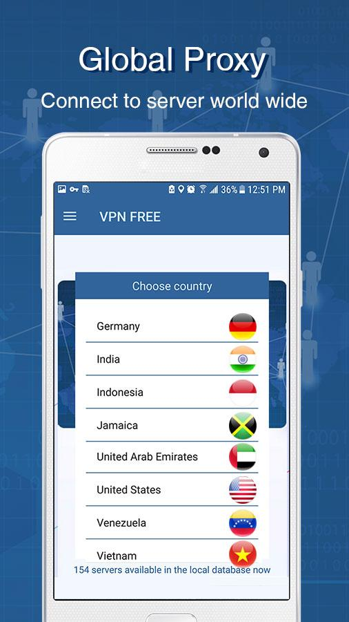 blockieren Sie Websites Proxy Free Unlimited VPN android apps download
