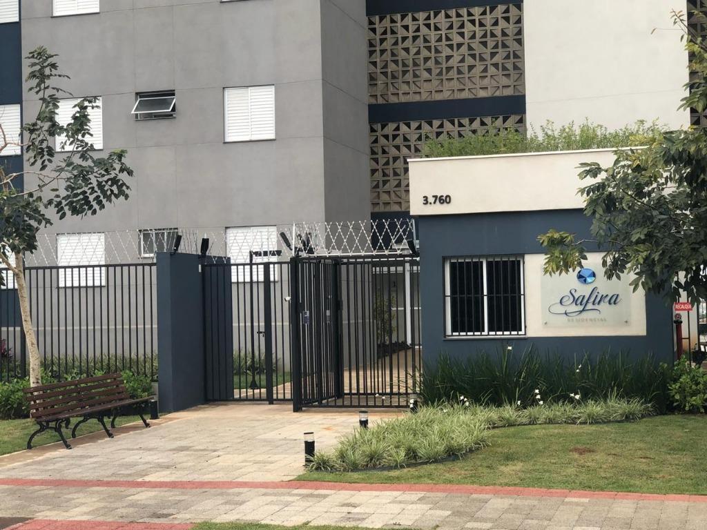 Apartamento residencial para venda e locação, Jardim Maria Eugênia, Sorocaba.