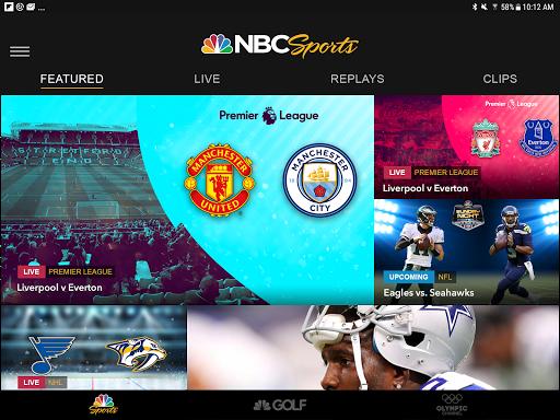 NBC Sports screenshot 5