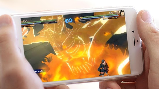 Narutimates: Ultimate Ninja APK for Bluestacks