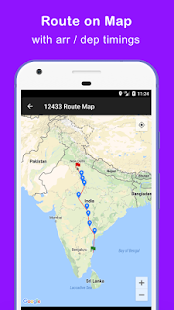 App Indian Railway Train Status APK for Windows Phone