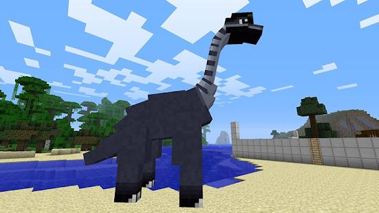 Dinosaur Mods For Minecraft apk screenshot