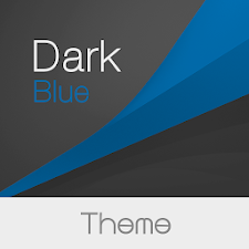 Dark - Blue Theme