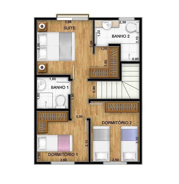 ISF Imóveis - Casa 3 Dorm, Presidente Altino - Foto 9