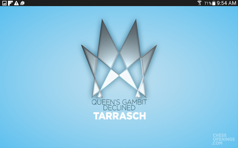 android QGD Tarrasch Screenshot 6