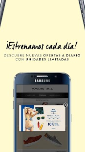 App Privalia - Comprar moda online apk for kindle fire