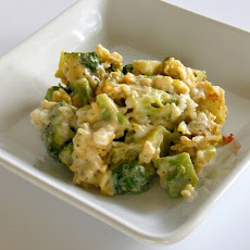 Broccoli and Rice Casserole