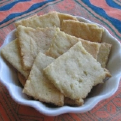 Almond Crackers