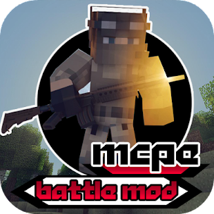 MCPE BATTLE MOD - screenshot