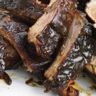 Honey Mustard Baby-Back Ribs