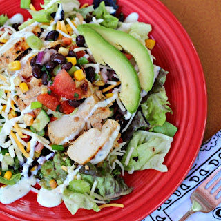 Southwest Mesquite Grille Chicken Salad