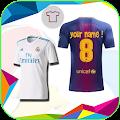 App Football Jersey Maker 2018 APK for Kindle