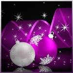 Royal Purple Christmas Theme 1.9 Apk