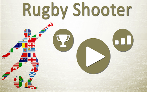 Rugby Shooter Lite - screenshot