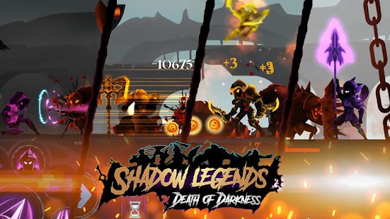 Shadow Legends : Stickman Revenge Screenshot