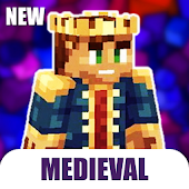 Medieval for MCPE icon