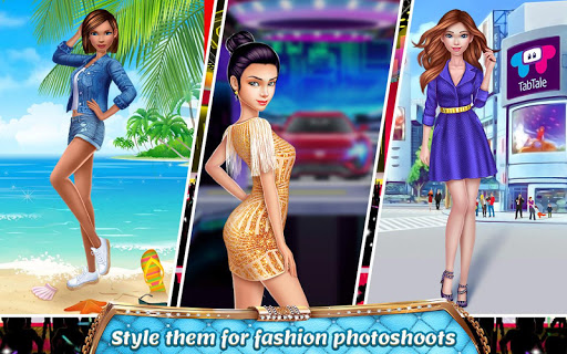 Stylist Girl - Make Me Gorgeous! For PC