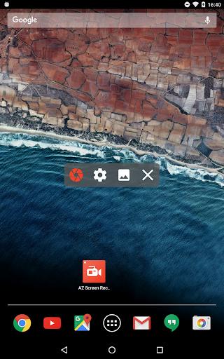 AZ Screen Recorder - No Root - screenshot