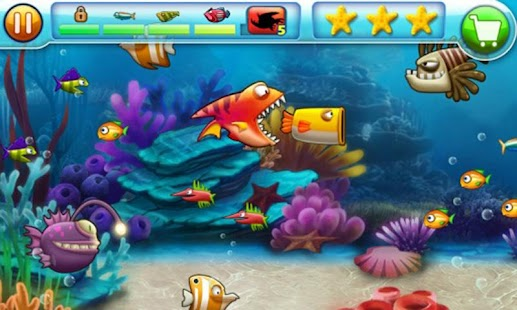 Fishing Game - screenshot