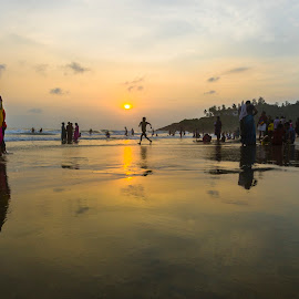 by Neelakantan Iyer - Landscapes Beaches