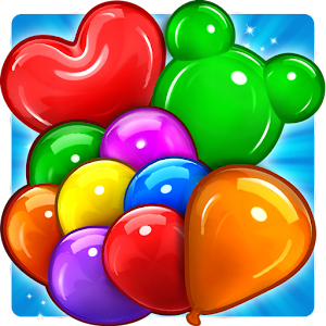Balloon Paradise - Free Match 3 Puzzle Game APK Cracked Download