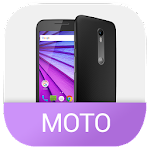 Launcher for motorola -Moto G5 Plus Launcher Theme Icon