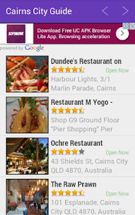 Cairns City Guide - screenshot