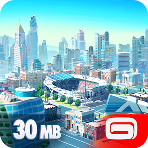 Uncover your island's hidden wonders & use them to build a bustling metropolis! APK Icon