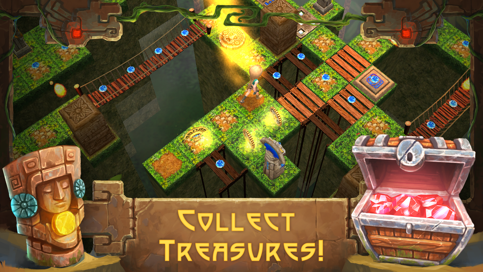 Traps and Treasures Screenshot 1