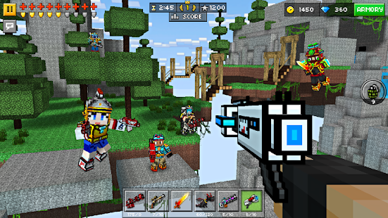Game Pixel Gun 3D (Pocket Edition)