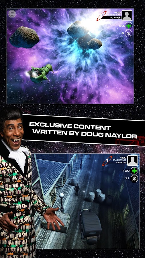 Red Dwarf XI : The Game Screenshot 3