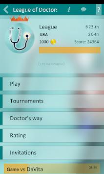 League of Physicians apk screenshot